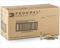 Ammo .223 Rem Federal American Eagle 62 Grain FMJ Bullet 3020 fps 500rd Bulk, 25/20 Round Boxes AE223N