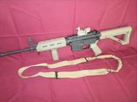 New Anderson M4/AR15 Magpul fixed stock and Forgrip