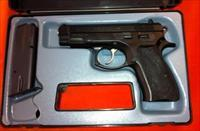CZ Model 75 Compact 9mm Luger