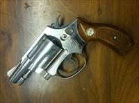 Smith & Wesson Revolver Mod 36 Chrome