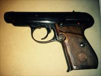 SUPER RARE GUSTLOFF WERKE PISTOL ALL MATCHING