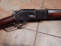 Winchester Model 1876 Second Model 45-75