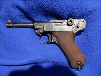 Extremely Nice Nazi Proofed Luger