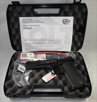 Colt Gold Cup Trophy 1911 Pistol .22 NIB by Walther + 100 ROUNDS CCI MINI-MAG AMMO