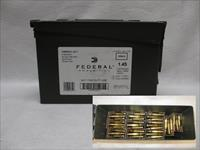 FEDERAL GREEN TIP 62GR 420RD 5.56 XM855 SS109 AMMO AMMUNITION IN CAN ARMOR PIERCING