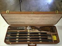 Browning Superposed Pigeon Grade Exhibition Set