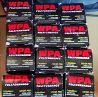 350 Rounds of 7.62x39mm Ammo by Wolf WPA Poliperformance - 123gr