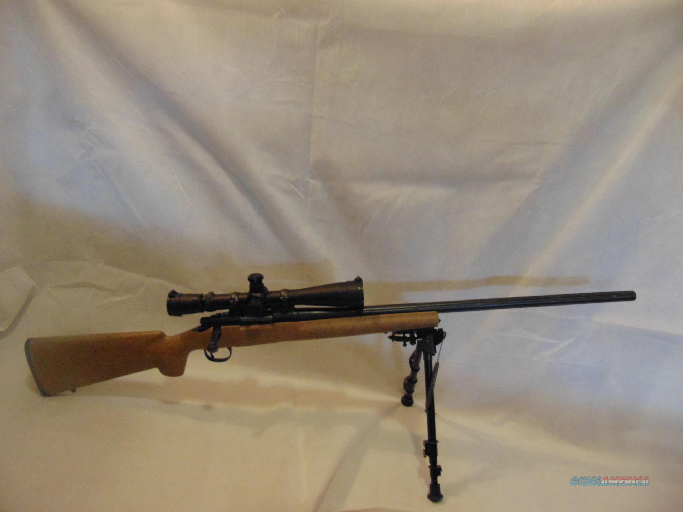 Remington 700 BDL  308, 24