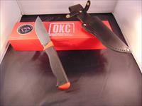 OIntario Knife Company Cayuga Hunter 125th Anniversary Edition