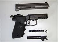 Sig Sauer .40 S&W two tone with night sights like new