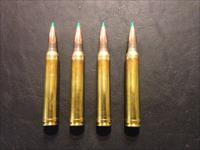 100rds. 8mm Remington Magnum Professionally Hand Loaded to Nosler specs. with Nosler 180gr. Ballistic Tip®