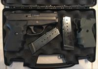 Sig Sauer p239 .40, Two 8 round mags, Xtra Grip, Very Nice Barely Used Condition