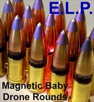 Five 22LR w/ELP Magnetic Baby Projectile