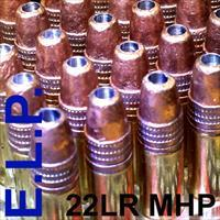 5 Winchester 22LR Cartridges w/ELP MHP Projectile