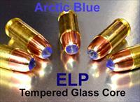 Ten 9mm w/ELP Tempered Class Core Projectiles
