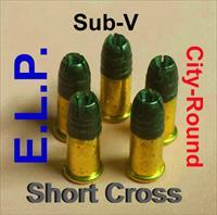 Ten ELP 22 Short MHPC Sub-V Cartridges