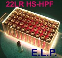100 CCI High Speed 22 LR w/ELP MHPF Projectile
