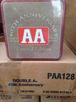 AA 40th Anniversary Limited Edition with tin
