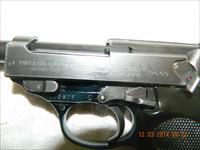 Walther P-38 9mm, P-1