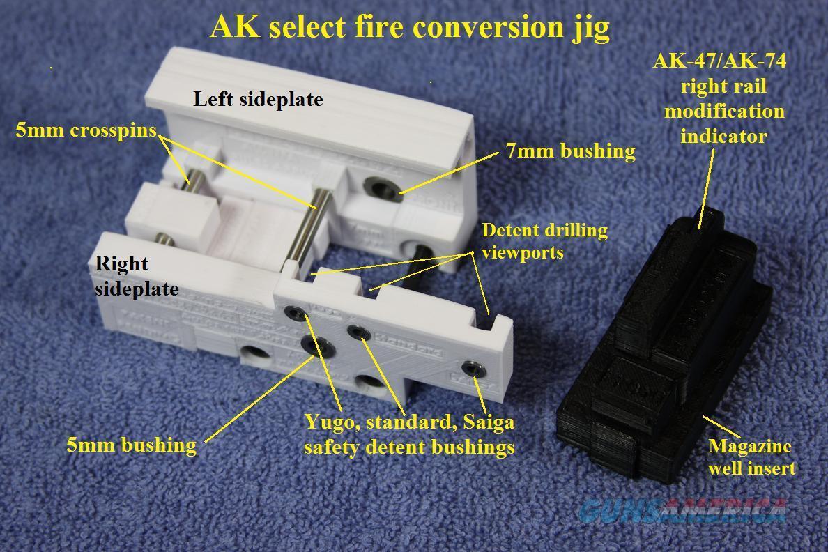 AK-47 / 74 conversion jig to select-fire AK47, AK 47