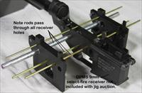AR-15 80% jig with Class II options, M-16, M16, AR 15, AR15