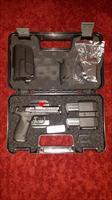 Smith & Wesson M&P 9 Carry/Range Kit