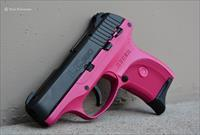 Ruger LC380 .380 ACP 3219 X-Werks Raspberry Pink