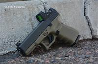 Glock 19 G4 MOS OD 9mm Type 2 RM06 3.25 MOA NS