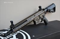 "LWRC M6IC-A5 10.5"" SBR NFA Patriot Brown M6 IC A5"