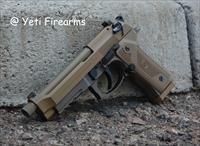 Beretta M9A3 9mm 17rnd Mags No CC Fee TB NS FDE