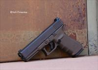 Glock 20 G4 10mm Midnight Bronze Trijicon HD XR NS