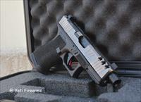 Zev Glock 19 G3 9mm Spartan Cut TB Full Zev Build