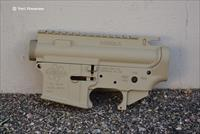 X-Werks Mega Arms Forged Receiver Set Coyote Tan M0017 M0200 Upper Lower 5.56 CT Cerakote