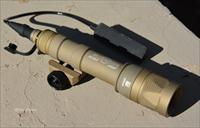 Surefire M600V IR LED Light Tan 150 M600V-A-TN