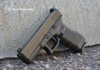 Glock 17 G4 MOS 9mm Midnight Burnt Bronze 17rnd