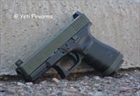 Glock 19 G4 MOS 9mm Olive Drab Agency Arms NS OD