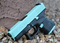X-Werks Glock 26 G4 9mm Tiffany Blue No CC Fee