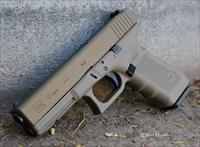X-Werks Glock 17 G4 9mm Burnt Bronze and Magpul FDE No CC Fee