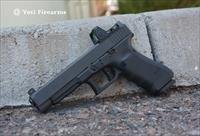 Glock 34 G4 MOS 9mm RM06 RMR Agency Arms NS 17rnd