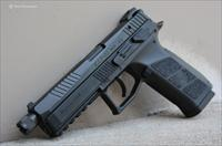 CZ P-09 Suppressor 9mm 19+1 No CC Fee TB 91640