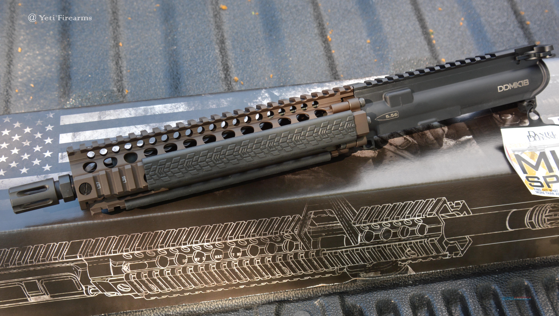 Daniel Defense Complete Fde Mk18 Upper 5 56 Ar For Sale