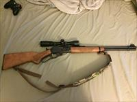 Marlin 336C 30-30 Winchester lever action with Bushnell Scope