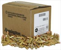 Remington UMC Ammo 9MM Target Ammo FMJ 1000 Round Bulk Pack L9MM3BP 047700413914