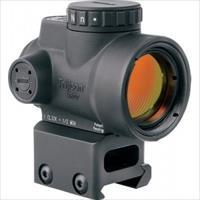 Trijicon MRO 2 MOA Adjustable Red Dot with 1/3 Cowitness Mount 2200006 719307630192
