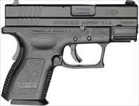 "Springfield Armory XD Sub Compact 3"" 9mm - XD9801HC 706397862275"