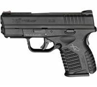 "Springfield Armory XDS 9mm 3.3"" Black - XDS9339BE 706397899899"