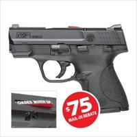 Smith and Wesson M&P9 Shield 9mm Pistol California Compliant CA OK 187021 022188147230