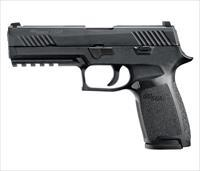 "Sig Sauer P320 Full Size .45 ACP 10+1 4.7"" Pistol with Contrast Sights 320F-45-B 798681513451"