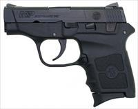"Smith and Wesson M&P Bodyguard 380 .380 ACP 2.75"" Pistol NO MANUAL SAFETY 10266  022188867527"