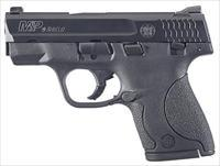 Smith and Wesson S&W M&P Shield 9mm with safety 180021